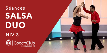 Salsa Duo - Niveau 3