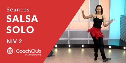 Salsa Solo - Niveau 2 |