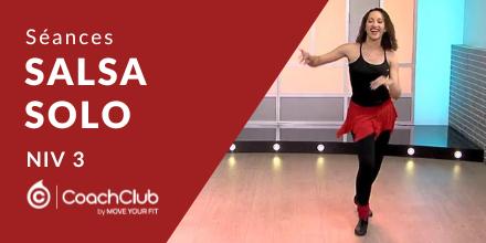 Salsa Solo - Niveau 3