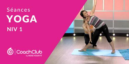 Yoga - Niveau 1 |