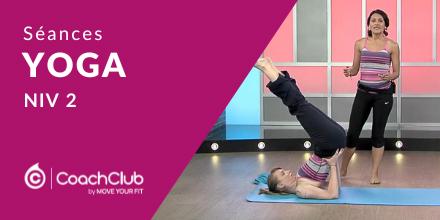 Yoga - Niveau 2 |
