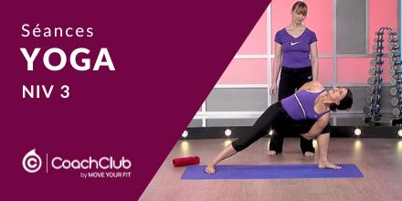 Yoga - Niveau 3 |