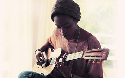 Apprenez les titres d'Irma à la guitare |