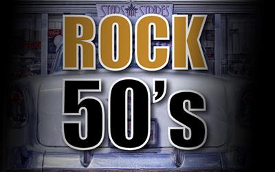 Guitare Rock : les années 50 |