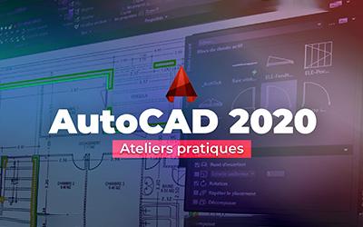 AutoCAD 2020 - Ateliers pratiques |