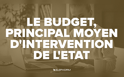 Le budget |