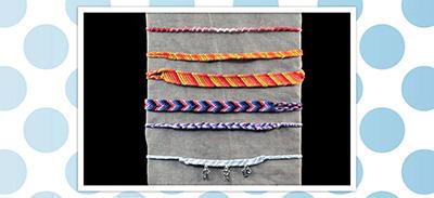 Créez de beaux bracelets brésiliens facilement |