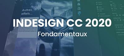 InDesign 2020 - Les fondamentaux |