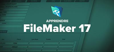 FileMaker Pro 18 - Les fondamentaux |
