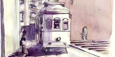 Carnet de voyage : Lisbonne  