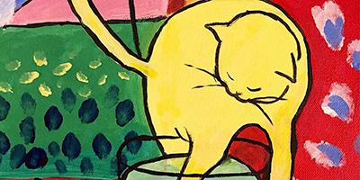 Peindre avec Matisse  