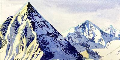 Carnet de voyage : Les alpes | N°2 |