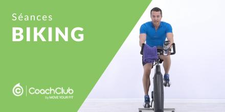Séances de biking | Partie 1 |