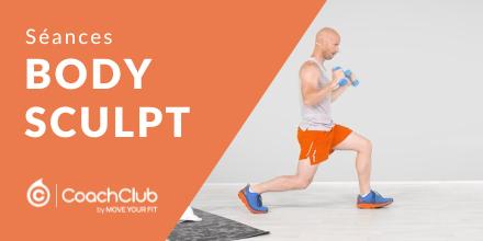 Séances de body sculpt | Partie 2 |