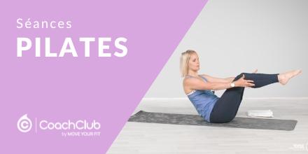 Séances de pilates | Partie 2 |