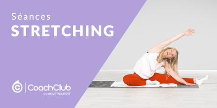 Séances de stretching | Partie 1 |