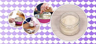 Réalisez votre pâte a récurer maison, simple et efficace |