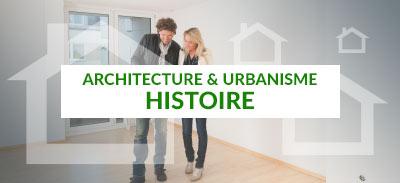 Architecture & Urbanisme - Histoire  
