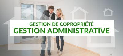 Gestion de copropriété - Gestion administrative  