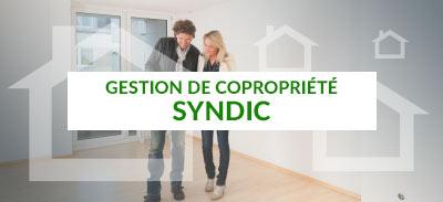Gestion de copropriété - Syndic  