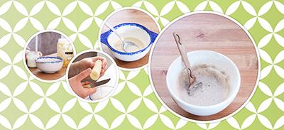 Découvrez 2 recettes de masques maison |