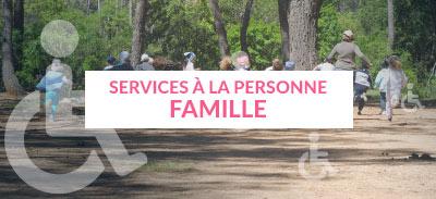 Services à la personne - Famille |